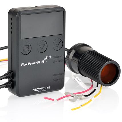 vico power plus autokamera 24. Black Bedroom Furniture Sets. Home Design Ideas